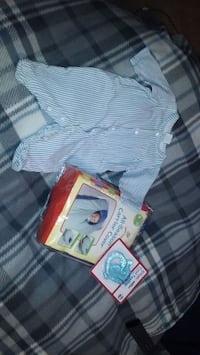 New~ Baby Boy 3-Piece Gift Set...