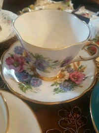 Windsor Bone China Teacup and Saucer Calgary, T2Y 2W5