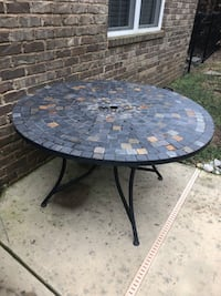 52 inch Patio table Marvin, 28173