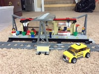 Lego city train station 60050 Edmonton, T5Y 3N1