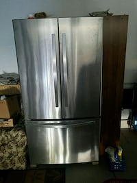 Stainless steel fridge Clovis, 93612