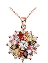 Mothers day rose gold necklace Eureka, 63025
