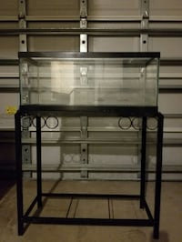 Fish Tank with Lid and Stand St. Augustine, 32092