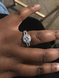 Sterling Silver ring  Statesville, 28677