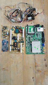 Kit repair philips tv lcd