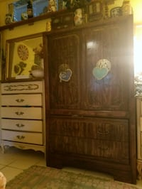 Armore eith 2 doors 2 shelvings and 2 drawers in Sarasota, 34233