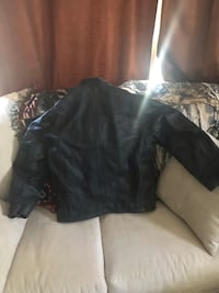Brand new motorcycle leather jacket size40 Bradford West Gwillimbury