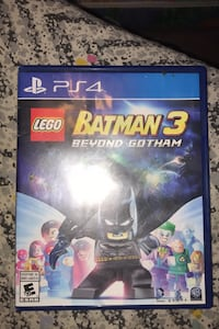 LEGO Batman 3 PS4 game Surrey, V3T 1L5
