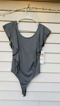 New. 1 state womans bodysuit shirt Park Ridge, 07656