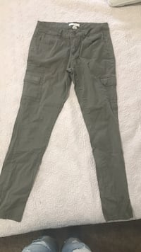 Olive Green straight-cut jeans Long Beach, 90802