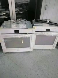 White single wall oven Dearborn, 48126