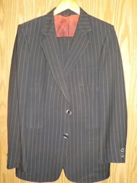 Pinstripe Suit Jacket and Pants Irving, 75038