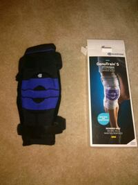 Knee Brace (Right) New 41 km