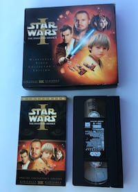Star Wars Episode 1  Collectors Edition Set