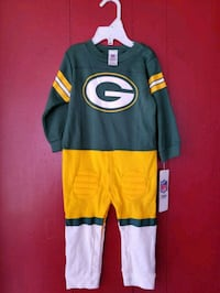 Green Bay Packers toddlers Whittier, 90605