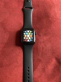 New open box, Apple Watch Series 3 38mm gps only space gray