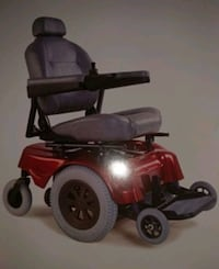 Pre-owned Jazzy Power Chair Mobile, 36619