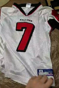 Real Mike Vick kids on field Jersey  Dundalk, 21222