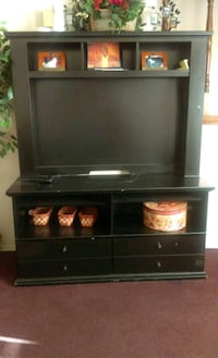 Entertainment center with drawers. Fort Smith, 72901