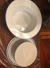 White ROYAL DOULTON BOWLS Pickering, L1V