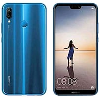 Huawei p20 lite, blue color, brand new Oslo, 0474