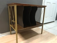 Record End Table Denton, 76207