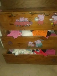 Toddler girl clothes shoes toys (w or w/o dresser) Centreville, 20120