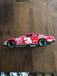 Dale Earnhardt 1/24 Coca Cola Car 10 mi