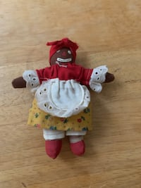 Vintage Hand Made Doll Carpentersville, 60110