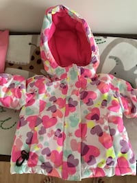 Fall coat for girl size 12 to 18 months Laval, H7K 2N5