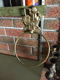 Brass Door knocker