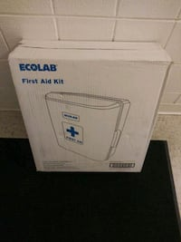 EcoLab First Aid Cabinet