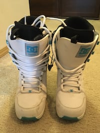 DC Womens Snowboard Boots