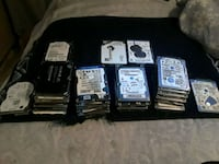25 Laptop hard drives Salem, 97301