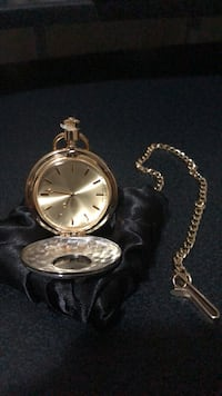 Two tone pocket watch Edmonton, T6T 1N9
