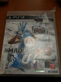 MADDEN 13 for PlayStation 3