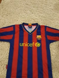Soccer - Messi 10 - boys jersey