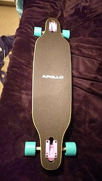 Apollo longboard with reds bearings  West Midlands, B14 6BT