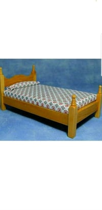 Wooden Single Bed Frame For Sale!