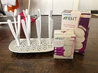 Avent breastfeeding essentials Toronto, M3A