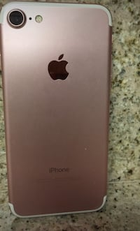 Rose Gold IPhone7 March Air Reserve Base, 92518