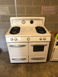 Gas Stove 1950's