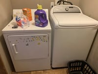 Washer and dryer Plainview, 37721