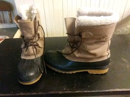 Everst canada snow boot