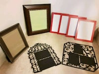 Different size frames Brampton, L6R 3C3