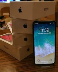 iPhone X silver grey 256 GB  Tromsø