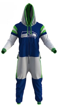 Brand New Seattle Seahawk Onesie - Large $80.00 Langley, V2Y 0A8