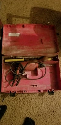 brown and black corded power tool with case Washington, 20032
