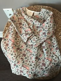 Zara floral dress, zoom in on pic to see tag Brampton, L6P
