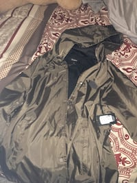 Brixton jacket button up size large for guys Clearview, L0M